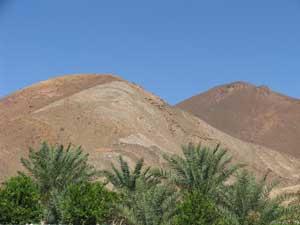 Unterwegs: Wüste