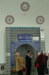 Lauingen Moschee Gebetsraum