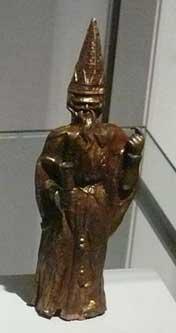Aharon-Statue