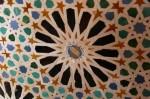 Alhambra: Azulejo-Kachel
