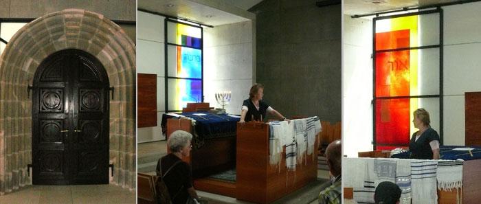 Bamberger Synagoge und Rabbinerin