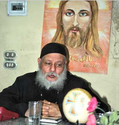 koptischer Priester