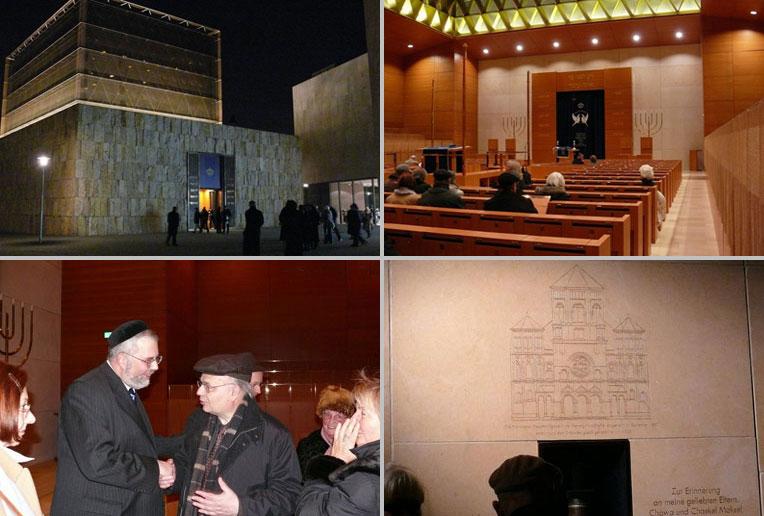Synagoge Jakobsplatz