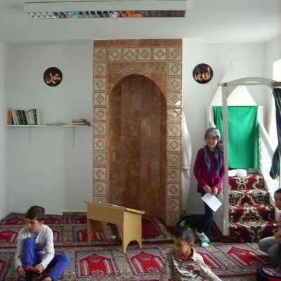 Gebetsraum ditib Wolnzach