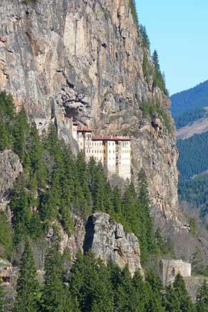 griechisch-orthodoxes Kloster Sumela