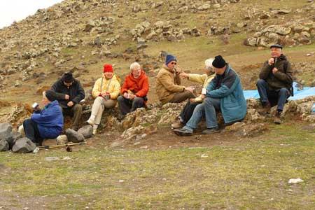 Picknick am Ararat