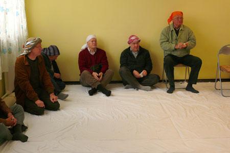 Freunde Abrahams bei den Sikh