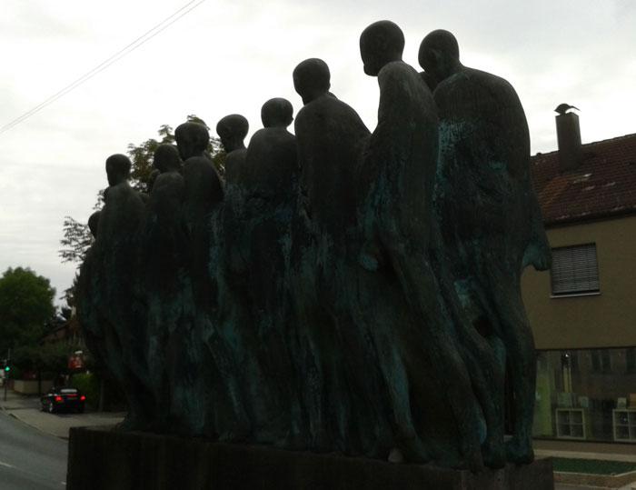Todesmarsch-Denkmal