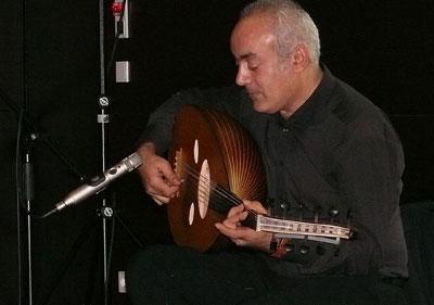 Oud-Spieler Samir Mansour