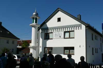 Ahmadiyya Moschee in Neufahrn