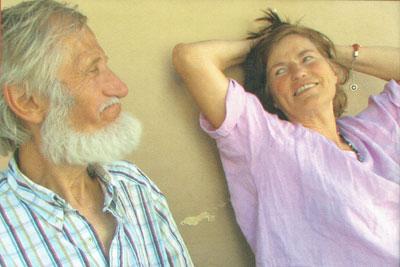 Rupert und Christel Neudeck