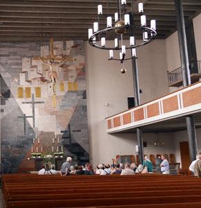 Evangelische Kirche Sulzbach