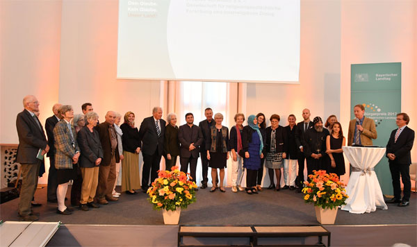 Preisverleihung Bürgerpreis 2017 Freudne Abrahams