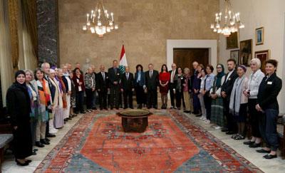 Libanon Empfang