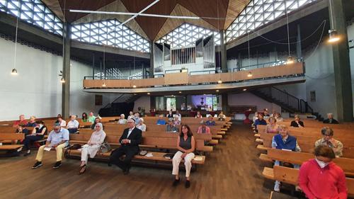 Abrahamisches Friedensgebet 2020, Teilnehmende