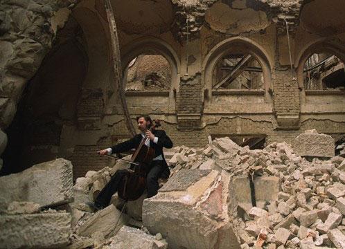Der Cellist von Sarajewo
